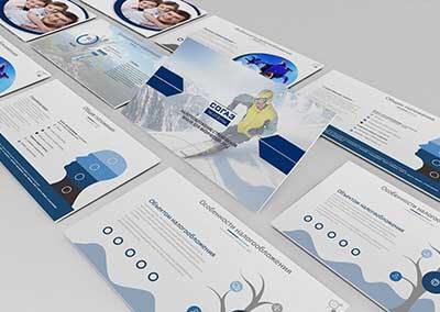 Презентация для страховой компании «СОГАЗ-ЖИЗНЬ»
