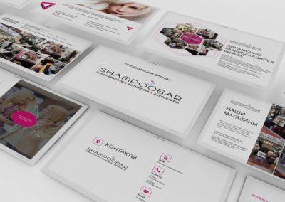 Презентация бренда SHAMPOOBAR