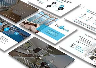 Презентация On-Line сервиса Look In Hotel