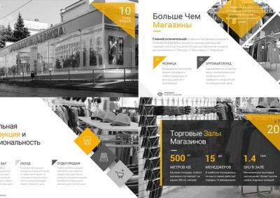 Презентация сети магазинов СОЮЗСПЕЦОДЕЖДА