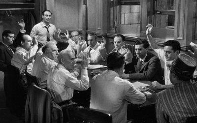 Разговор 12 мужчин